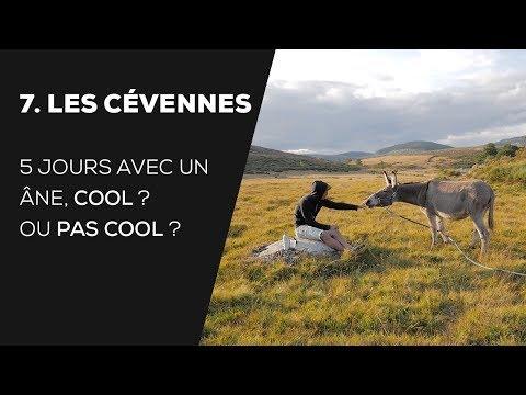 #7 Les Cévennes avec un âne - Aventure sauvage en France