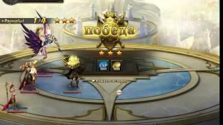 3 й видео обзор игры Dragon Knight