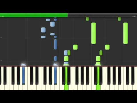 The Script - Breakeven | Piano Synthesia
