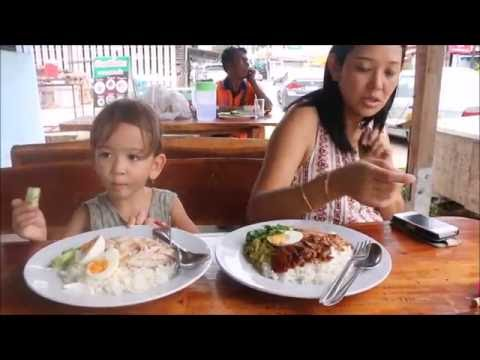 Life in Thailand - Everyday rice - DAILY VLOG #027