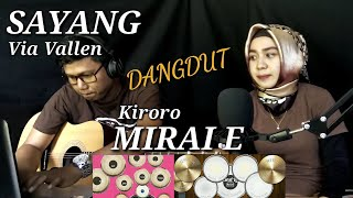 Sayang - medley mirai E (Cover) Thanks for watching... Jangan lupa ...