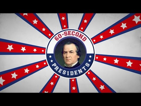 Andrew Johnson | 60-Second Presidents | PBS