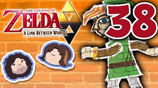 Zelda A Link Between Worlds: Slippery Goobers - PART 38 - Game Grumps