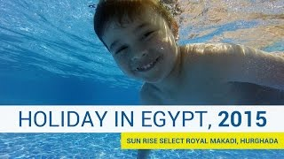 Family Holiday in Egypt, Hurghada - 2015(A video of our family Holiday at the Sun Rise Select Royal Makadi, in Hurghada, Egypt, filmed on a GoPro Hero. It includes some underwater swimming with the ..., 2015-07-10T11:00:48.000Z)