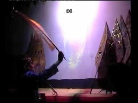 Wayang Kulit Ki Sugino Siswocarito (Alm) dari Notog - Patikraja Lakon ABIMANYU KROMO Disc 1