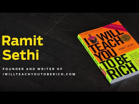 Money and Finance (guilt-free), with Ramit Sethi