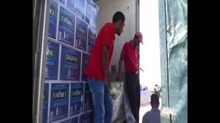 قناة السويس الجديدة :كوكاكولا مصر تستكمل توزيع 40ألف عبوه على عمال القناة