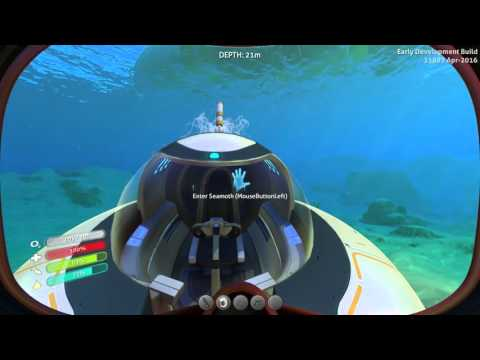Games For Malcolm - Subnautica - S2E13 - Two Days Of Fear