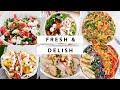 Easy Summer Dinner Ideas for Families