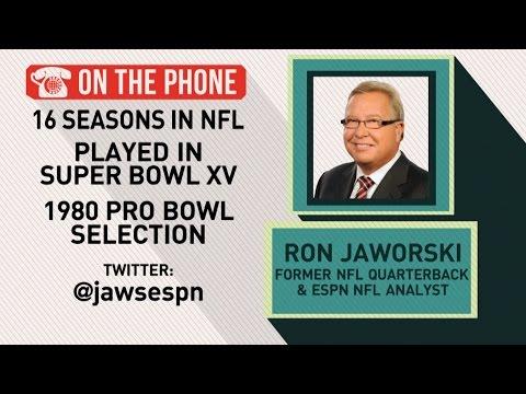 Gottlieb: Ron Jaworski talks Eagles and Vikings