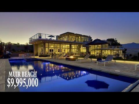 $9,995,000  MUIR BEACH Luxury Mansion - UNITED STATES Villa