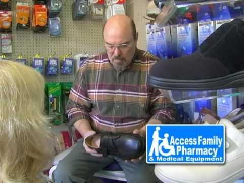 Access Family Pharmacy Diabetic Shoes