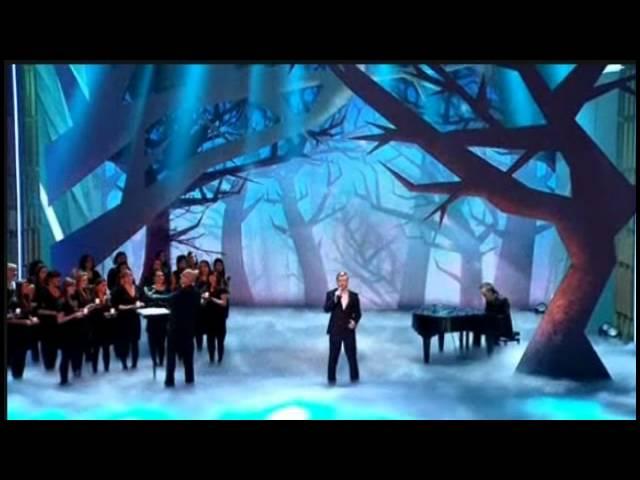 Jai McDowall Royal Variety Performance 2011