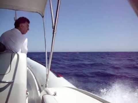 Top line corsair 33   trip Cyprus - samos