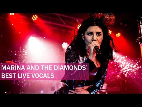 Marina + The Diamonds' Best Live Vocals