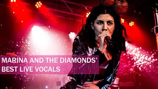 Marina + The Diamonds