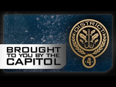 DISTRICT 4 - A Message From The Capitol - The Hunger Games: Catching Fire (2013)