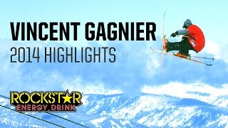 Vincent Gagnier - 2014 Highlights