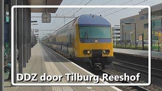 8 bakken DDZ komen door Tilburg Reeshof!