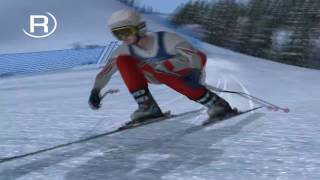 Bode Miller Alpine Skiing 2007 PC Gameplay