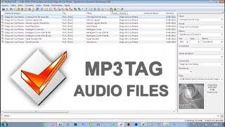 Usando o MP3Tag para editar informações de Músicas (TAG Audio Files)