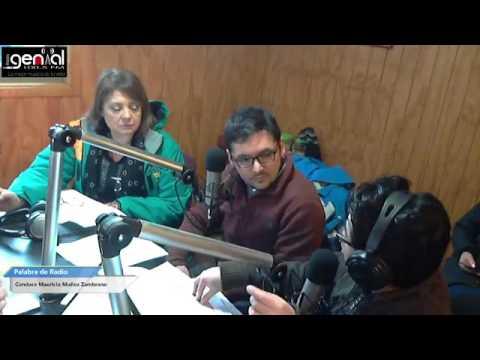 """""""Naishla Laibe"""" y """"Matias Gutierrez"""" en Palabra de Radio Miércoles 26.07.17 Radio Genial"""