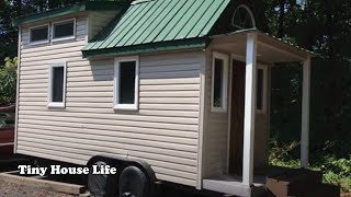 Modern Tiny House On Wheels - Tour - Simple And Affordable Living