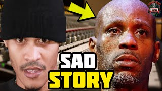 Mike Nitty Gets The News DMX Died While Recording Live