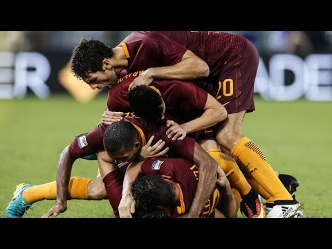 ROMA - INTER 2-1| EDIN DZEKO!!!!!