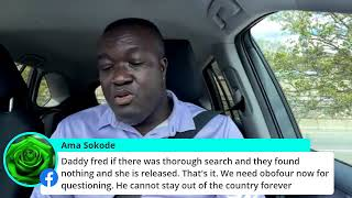 Leaked audio about Rev Obofour .. Daddy Fred urges police to investigate