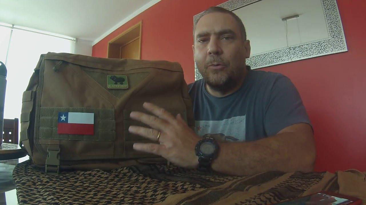 CONDOR Tactical Scythe Messenger Bag