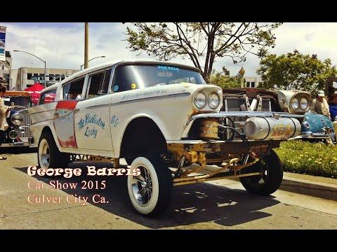 Car Show 2015 >> George Barris Car Show 2015