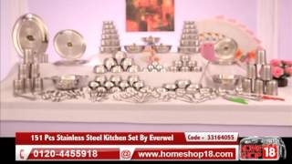 Greha Lakshmi 131 Pcs Dinner Set By Everwel Price In India Compare