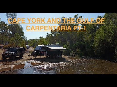 Cape York and the Gulf of Carpentaria- Pt1