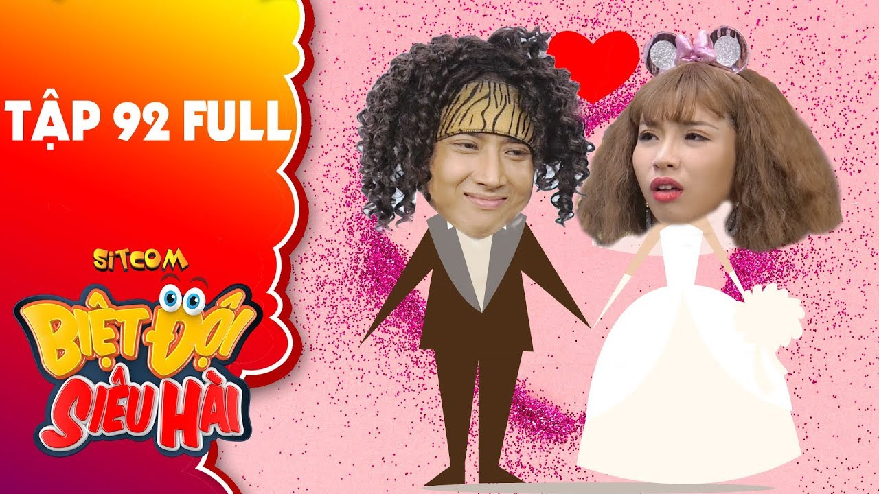 Biệt đội siêu hài   tập 92 full: Ngô Kinh Lâm tung chiêu cực độc để cưới được hotgirl trường kinh tế