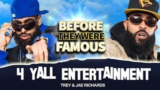 4YE | Full Interview | Judge Tyco | 4 Yall Entertainment Trey & Jae Richards Before They Were Famous