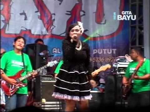 New Gita Bayu - Deritamu Deritaku - Lusiana.S ft Soliq LIVE 2015