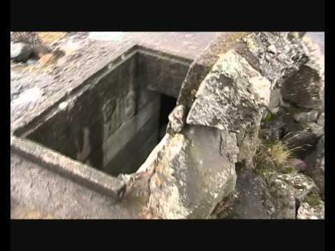 Bunkers in Reykjavík, Iceland October 2011