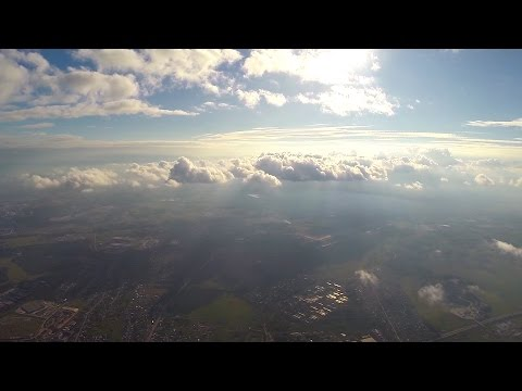 ImmersionRC - Chelyabinsk from a height of 0-1500 meters (clouds) TAROT 680 PRO Maxim Churbakov.