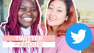 Becoming Twitter Famous in One Week! feat. Hanny | Red Ink