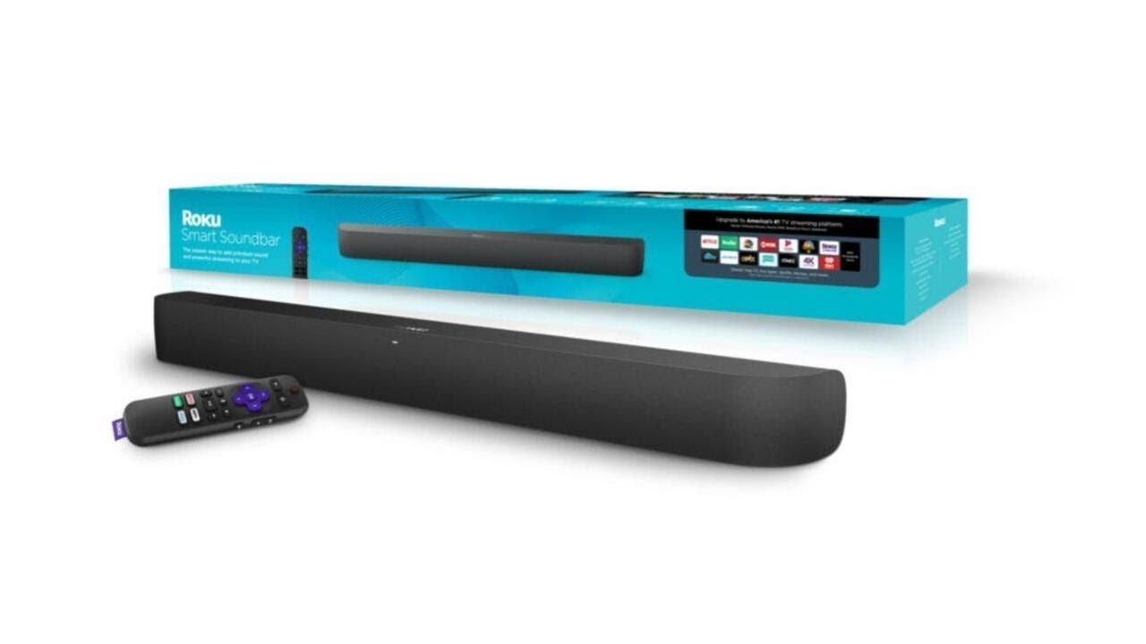 Review: The Roku Smart Soundbar & Roku Wireless Subwoofer