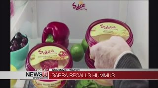 Sabra recalls hummus over possible Listeria contamination