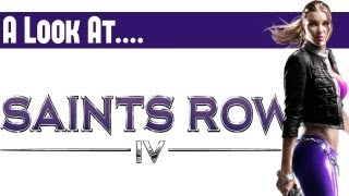 Saints Row 4 PC 1080p HD Gameplay, Opinions & First Impressions Max Graphic Settings Review