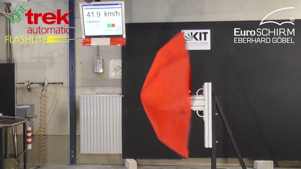 Euroschirm Light Trek Automatic Regenschirm