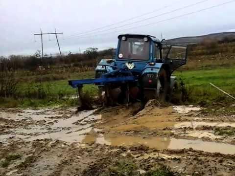 Трактор МТЗ-82 Беларус | Тест-драйв и Обзор Трактора.