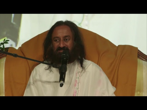 Experience the power of meditation with Gurudev from Frankfurt, Germany