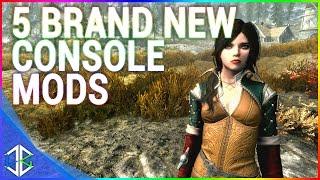 5 BRAND NEW Console Mods 8 - Skyrim Special Edition (XBOX/PC)