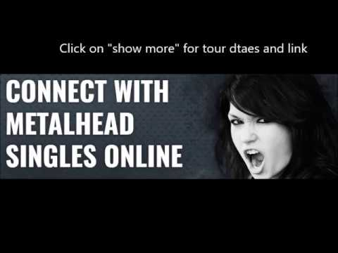 Metalheaddate.com joins like-minded singles who like heavy, goth, death, + black metal music..!