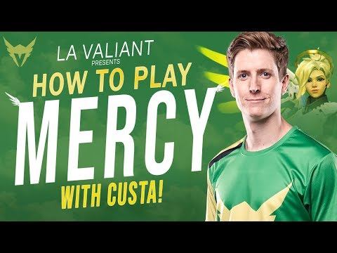 PLAY LIKE A PRO MERCY | LA VALIANT CUSTA