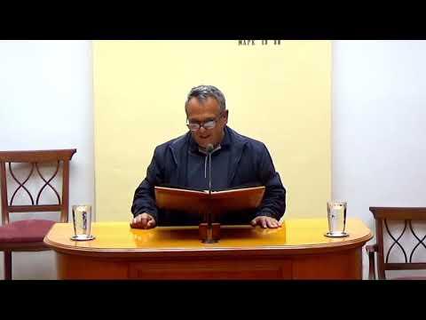22.02.2020 - Ψαλμος Κεφ 11:1-16 - Μιχάλης Τζωρτζάκης
